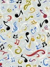That Funky Jazz Musical Motifs Gray