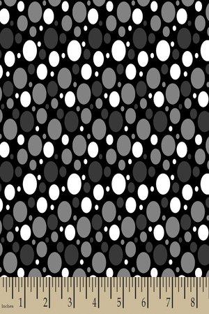 Tonal Dot Black