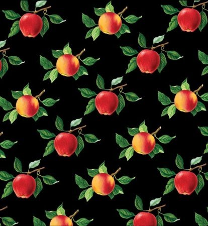 Apples to Apples Black Background BTR6046 Black