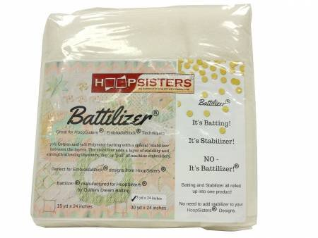 Battilizer 5 yd x 24 inch