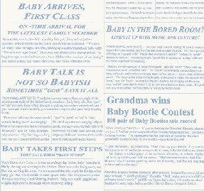 Baby Business News Print