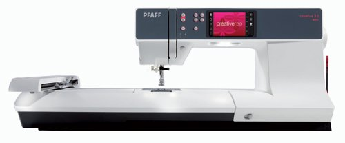 Pfaff Creative 3.0 with a Small Embroidery Unit