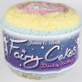 J Brett Fairy Cakes FC1 white,pink,yellow & blue
