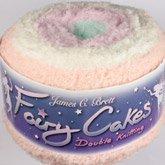 J Brett Fairy Cakes FC2 Peach,Pink,white & green