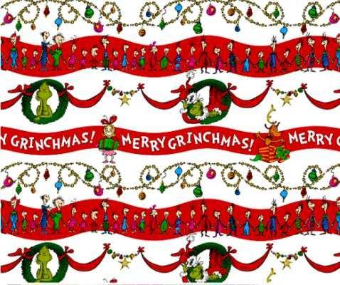 How the Grinch Stole Christmas Merry Grinchmas 11223 223
