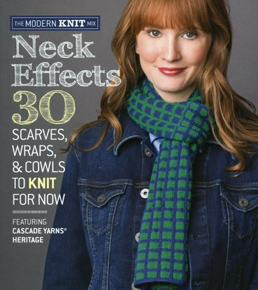 Neck Effects 30 Scarves,Wraps & Cowls to Knit