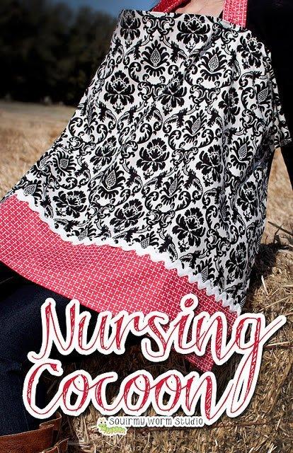 Nursing Cocoon Pattern