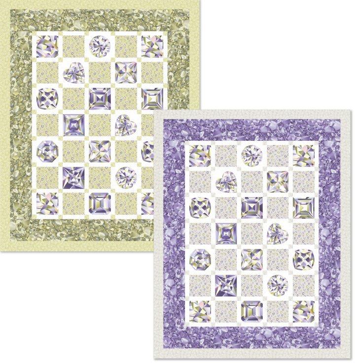 Treasure Chest Quilt Pattern