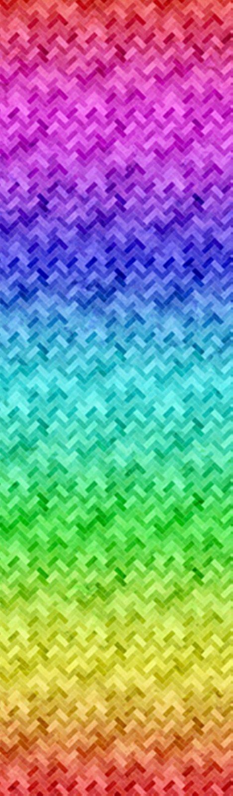 Backsplash R4650-181-Rainbow Backsplash