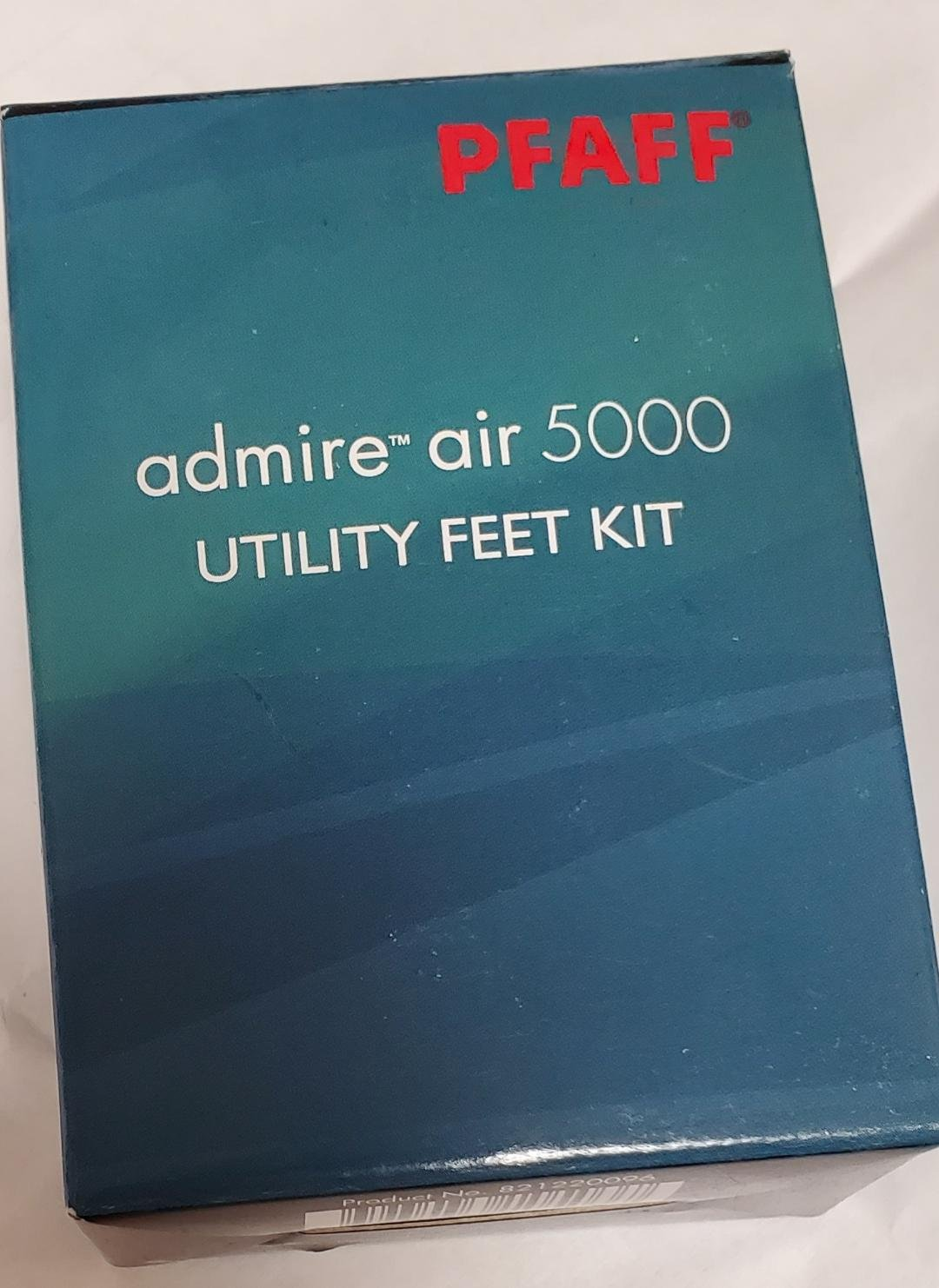 Pfaff Admire Air 5000 Utility Feet Kit