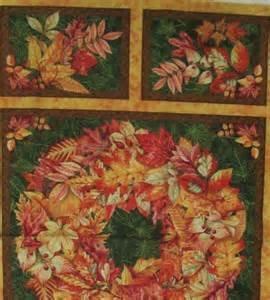 Fall colors panel