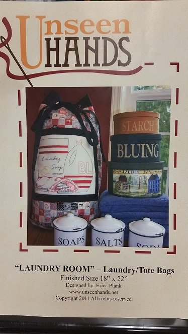 Laundry Room-Tote Bags