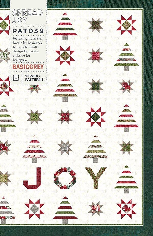Spread Joy Paper Pattern