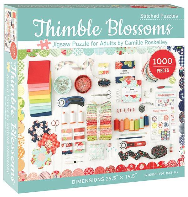 Thimble Blossoms Puzzle