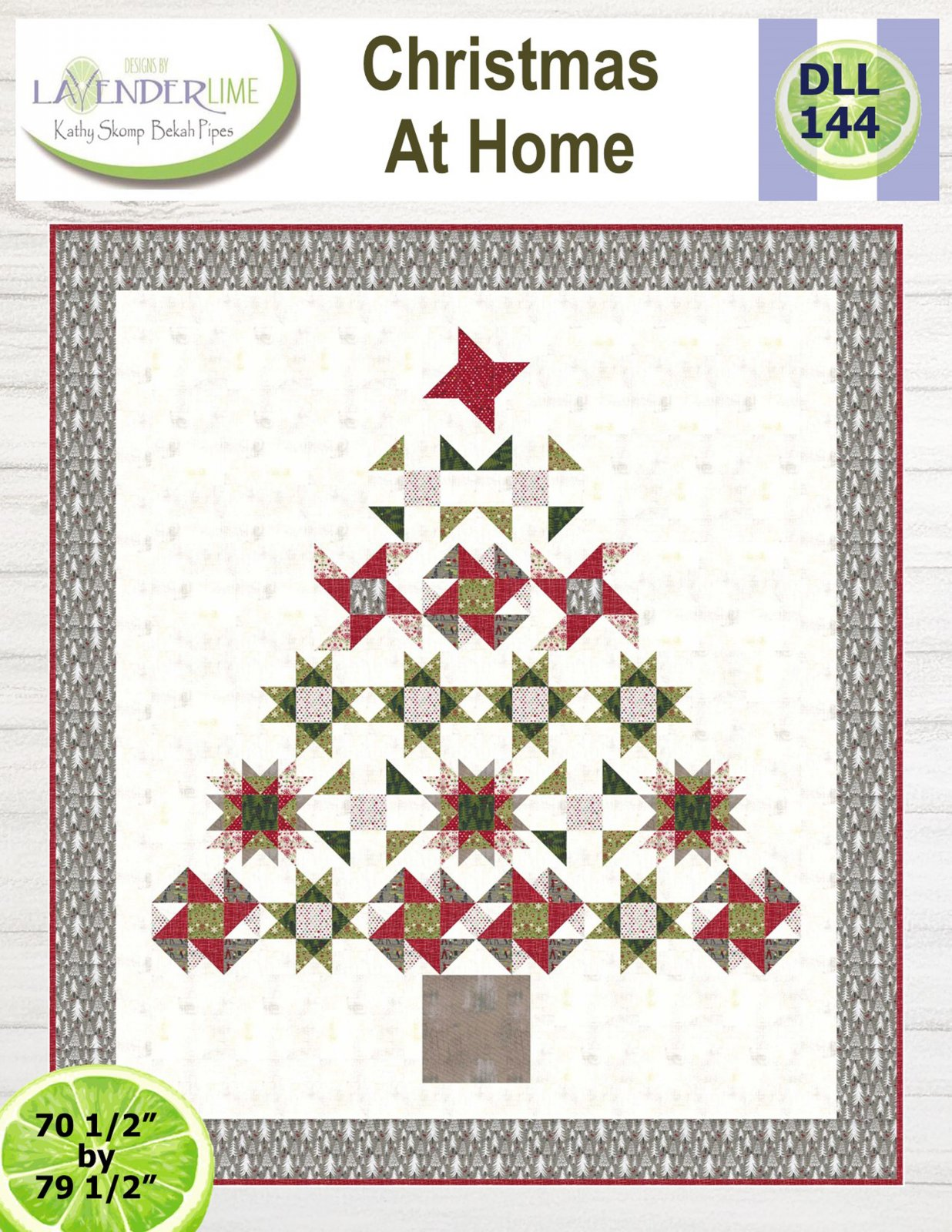 Christmas At Home Paper Pattern