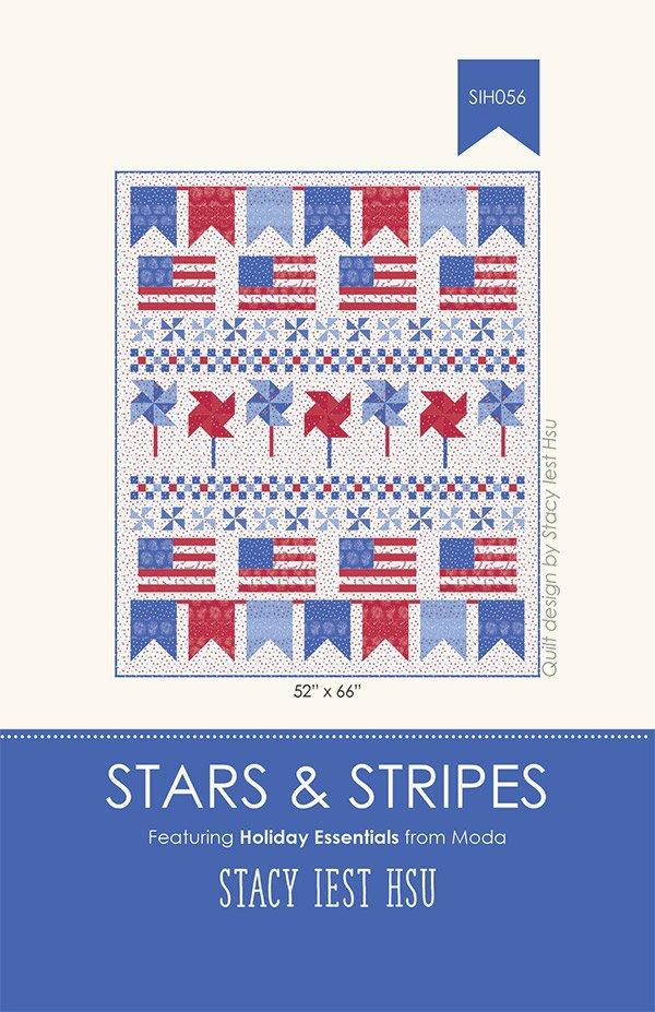 Stars & Stripes Paper Pattern