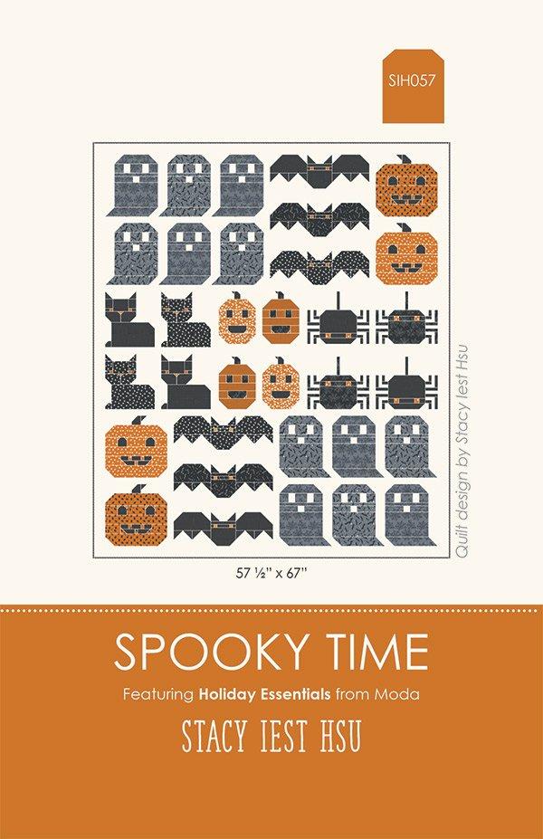Spooky Time Paper Pattern