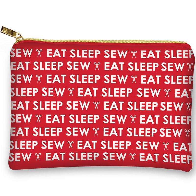 Glam Bag East Sleep Sew Red