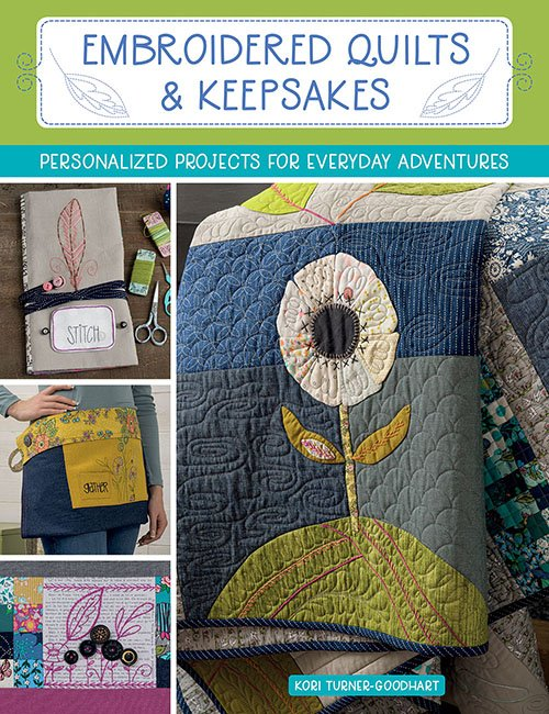 Embroidered Quilts & Keepsakes