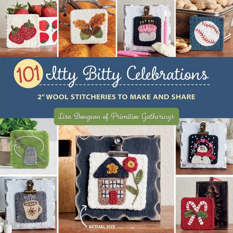 101 Itty Bitty Celebrations Book