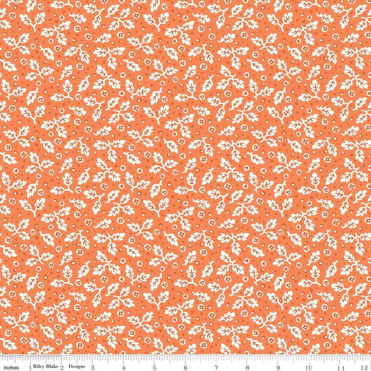 Flea Market C10218 - Pumpkin