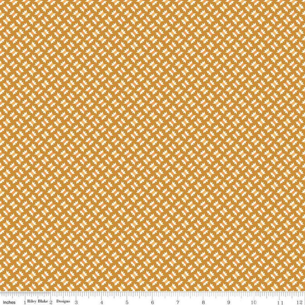 Flea Market C10227 - Butterscotch