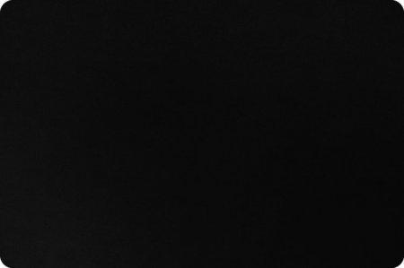 Minky Cuddle 60 Wide Black