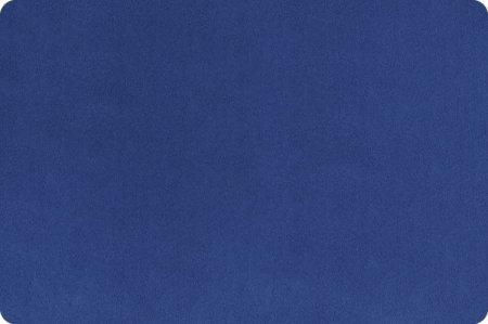 Minky Cuddle 60 Wide Electric Blue