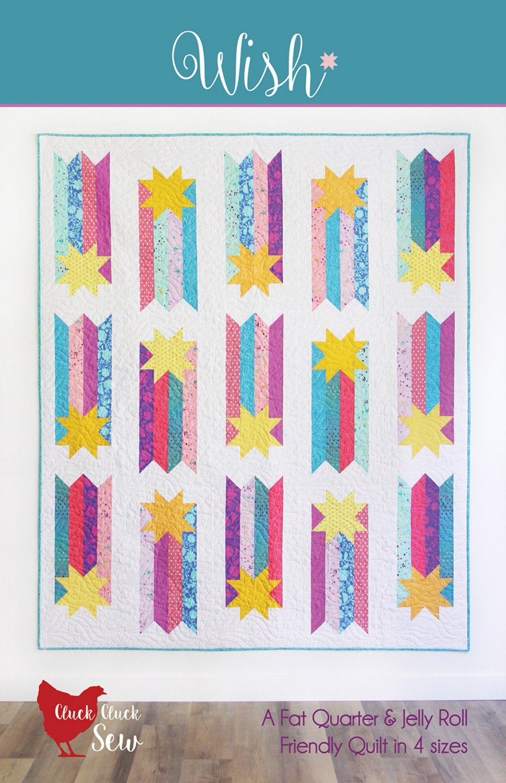 Wish Paper Pattern