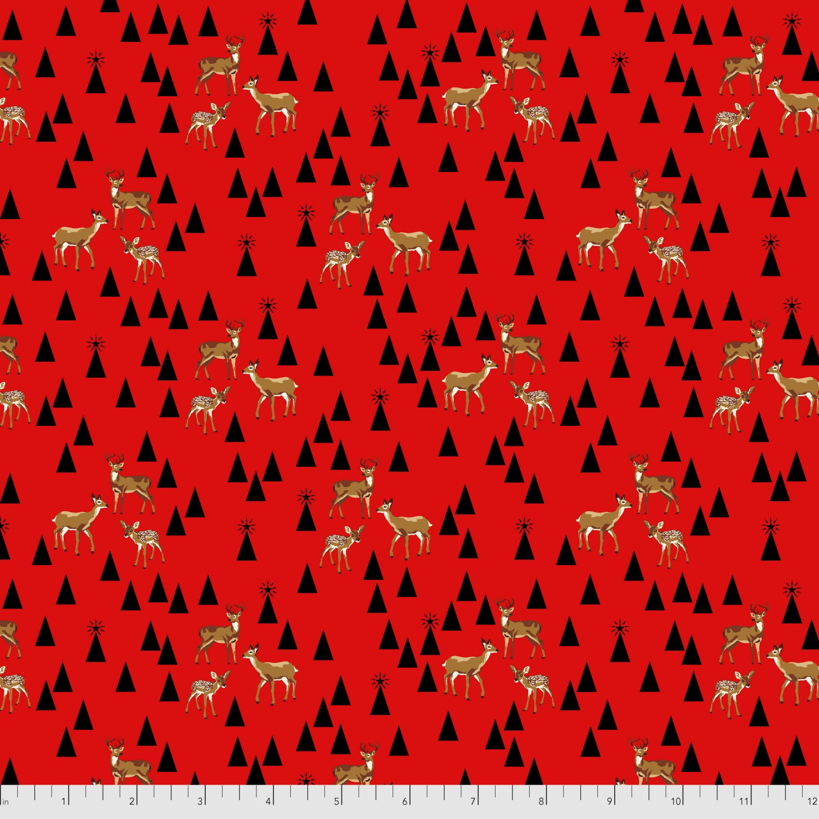 Holiday Homies Flannel - Road Trip Holly Berry