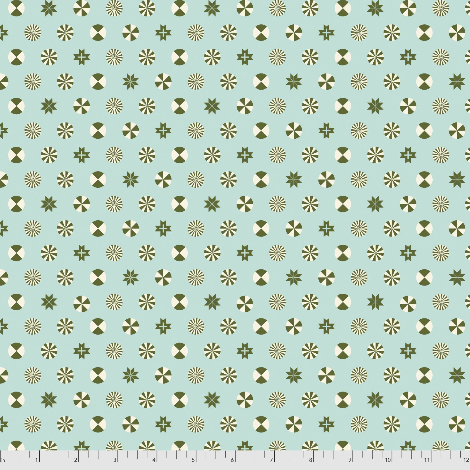 Holiday Homies Flannel - Peppermint Stars Pine Fresh