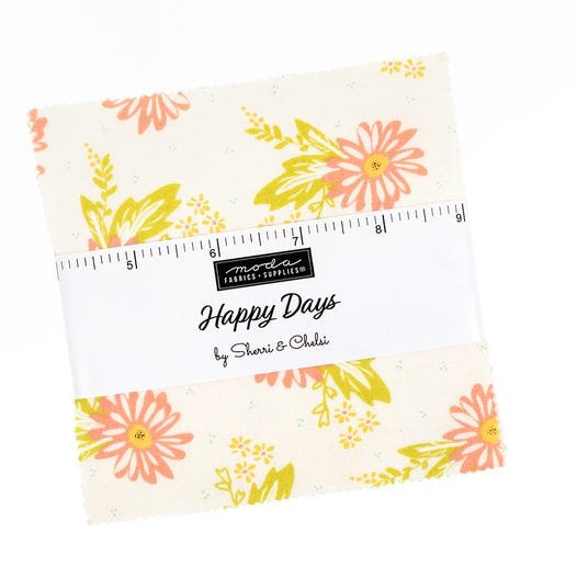 Happy Days Charm Pack