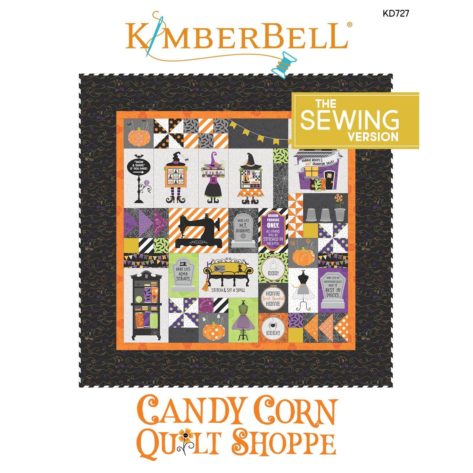 Candy Corn Quilt Shoppe Book