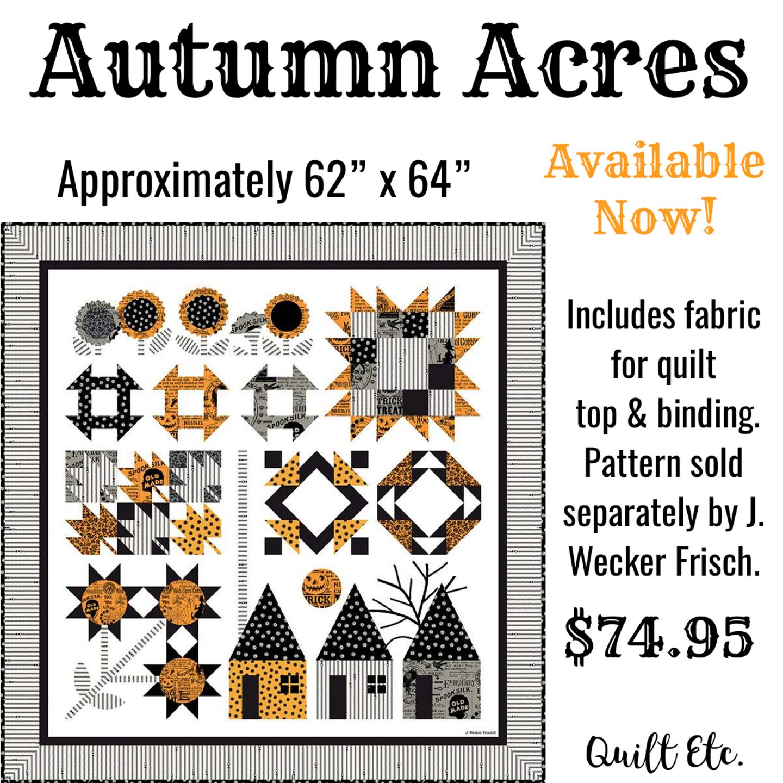 Autumn Acres Kit