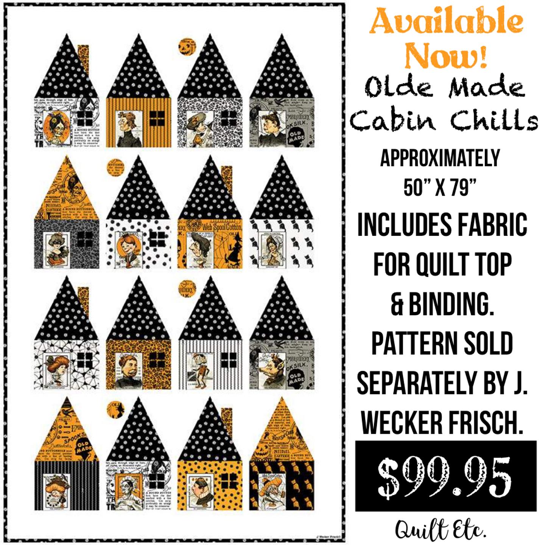 Cabin Chills Kit
