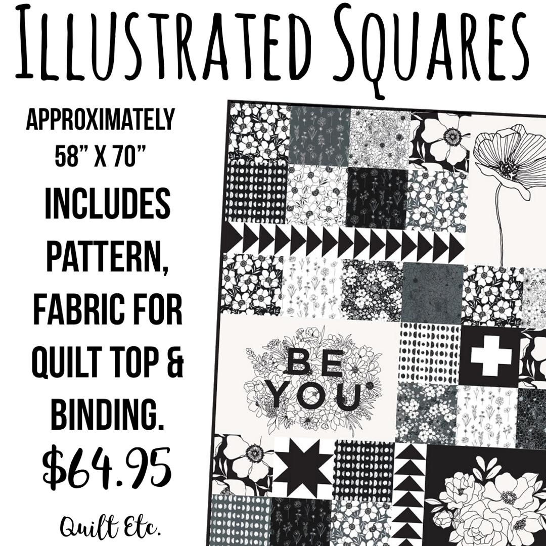 Illustrated Squares