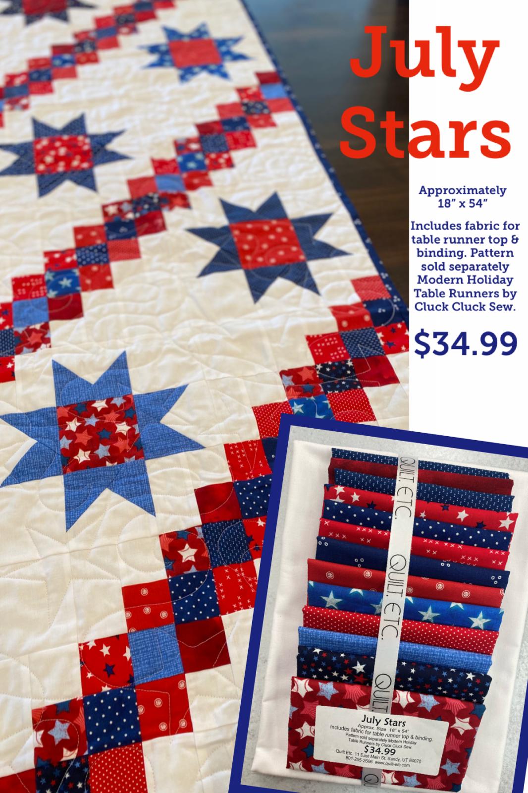 July Stars