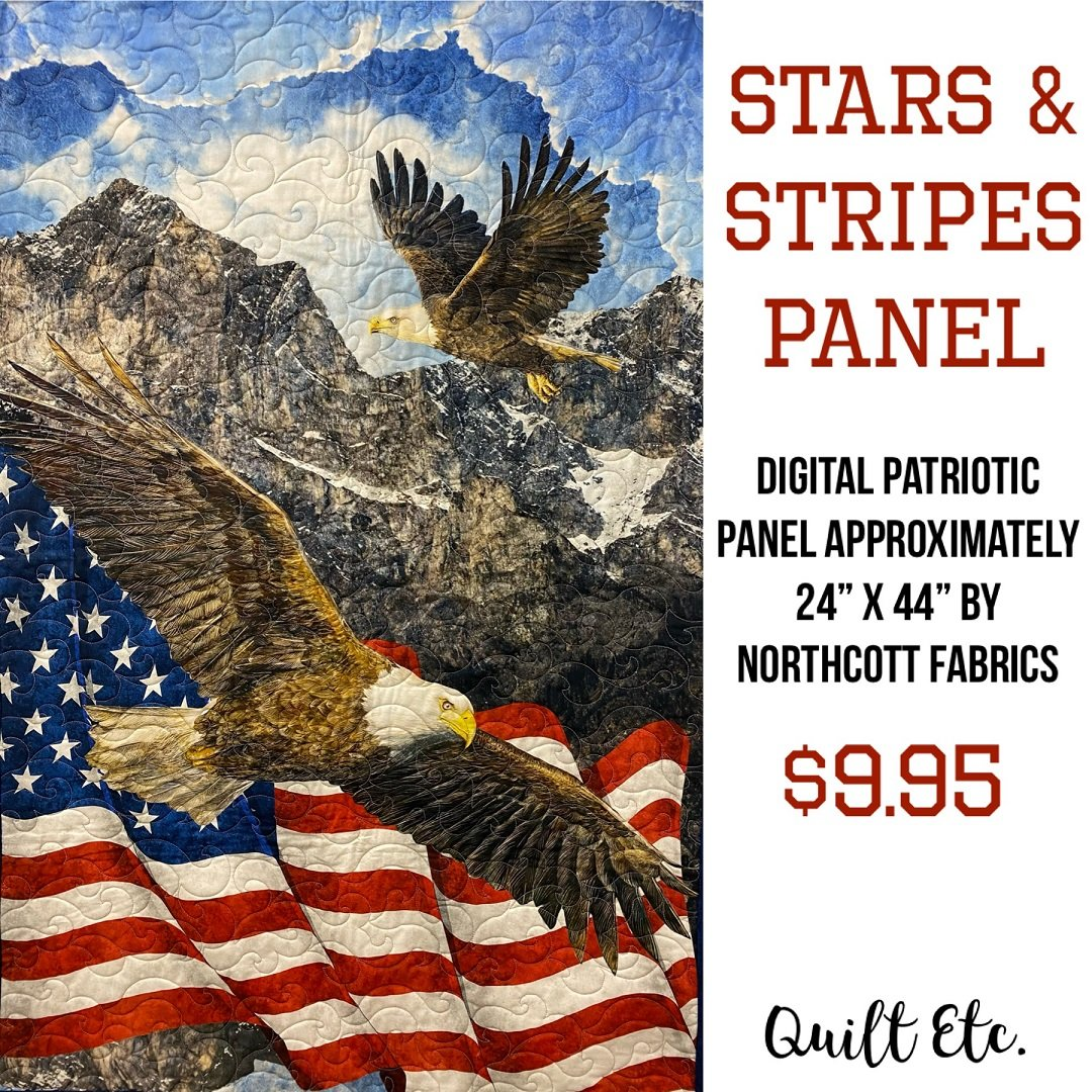Stars & Stripes Panel