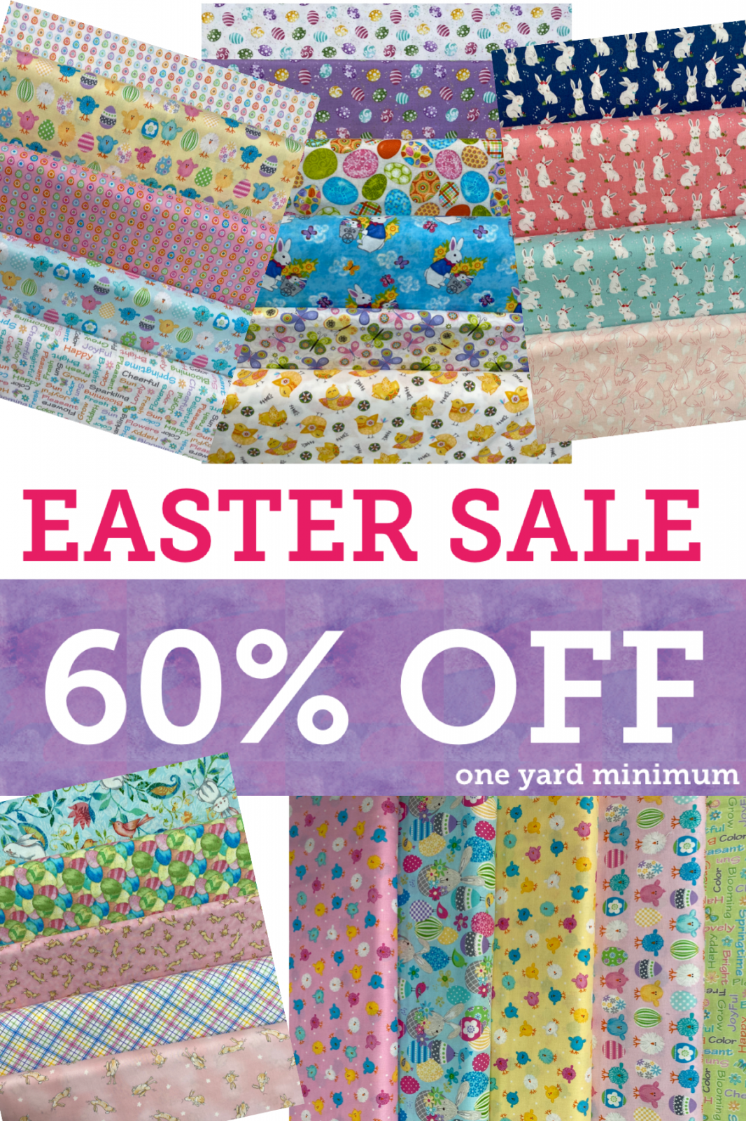 Easter Fabrics