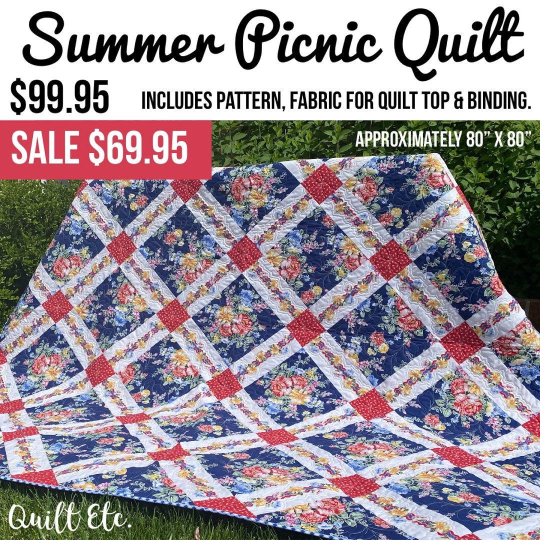 Summer Picnic Quilt