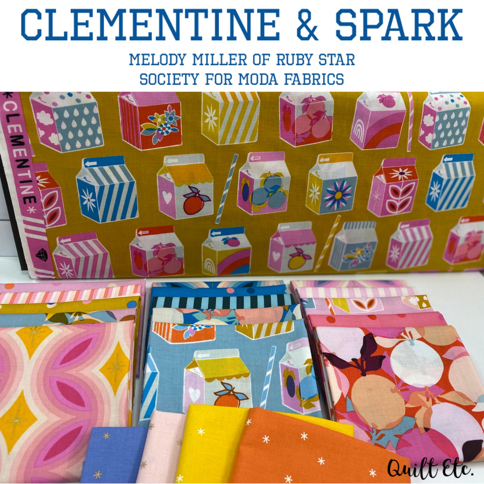 Clementine & Spark