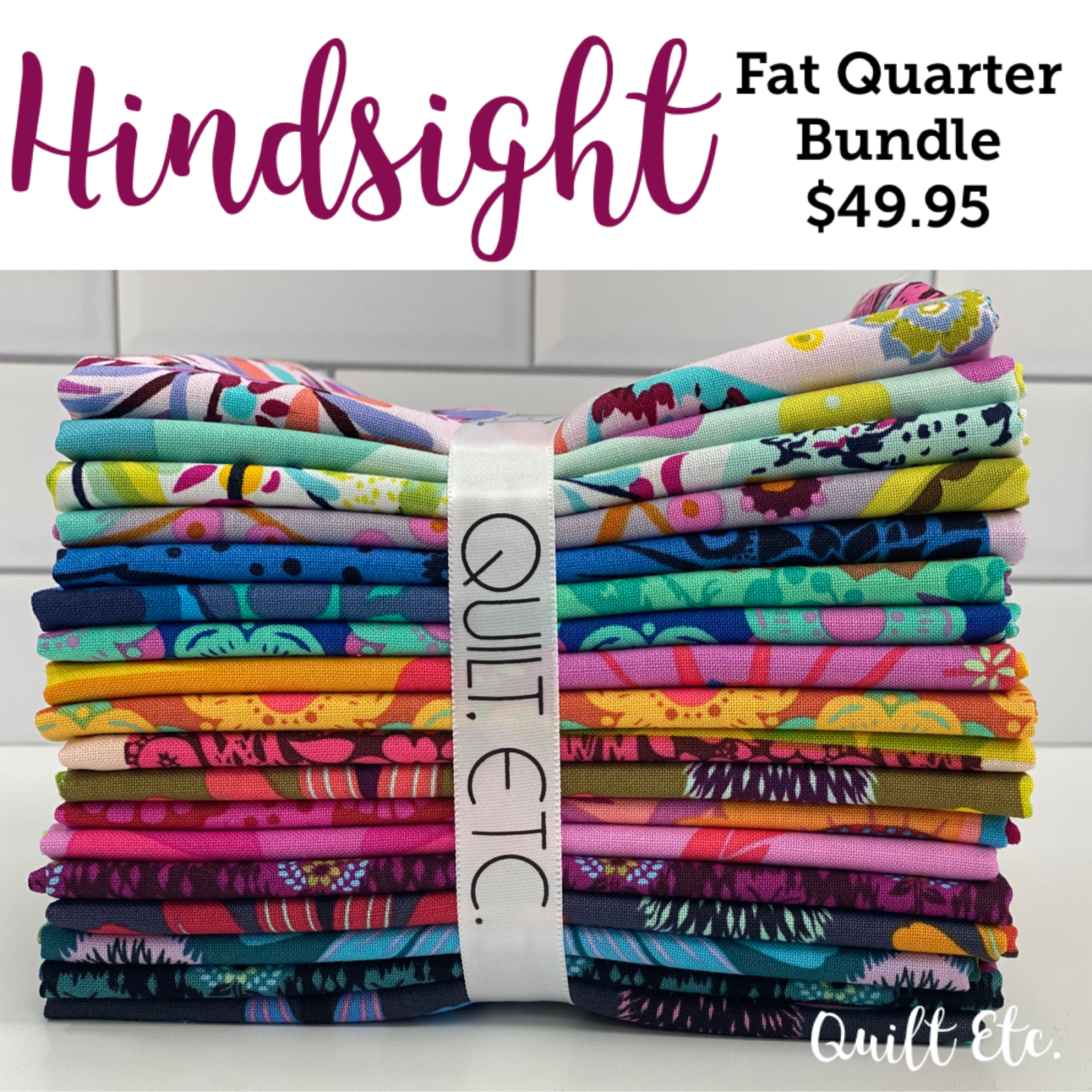 Hindsight Fat Quarter Bundle