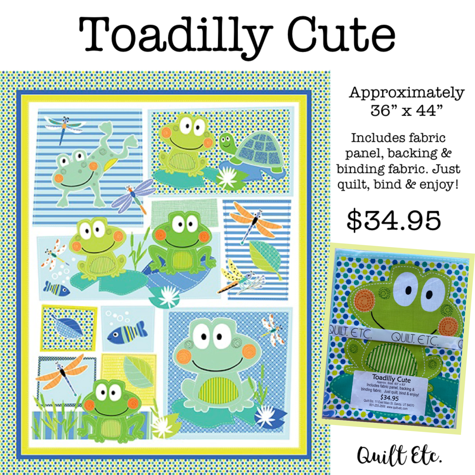 Toadilly Cute