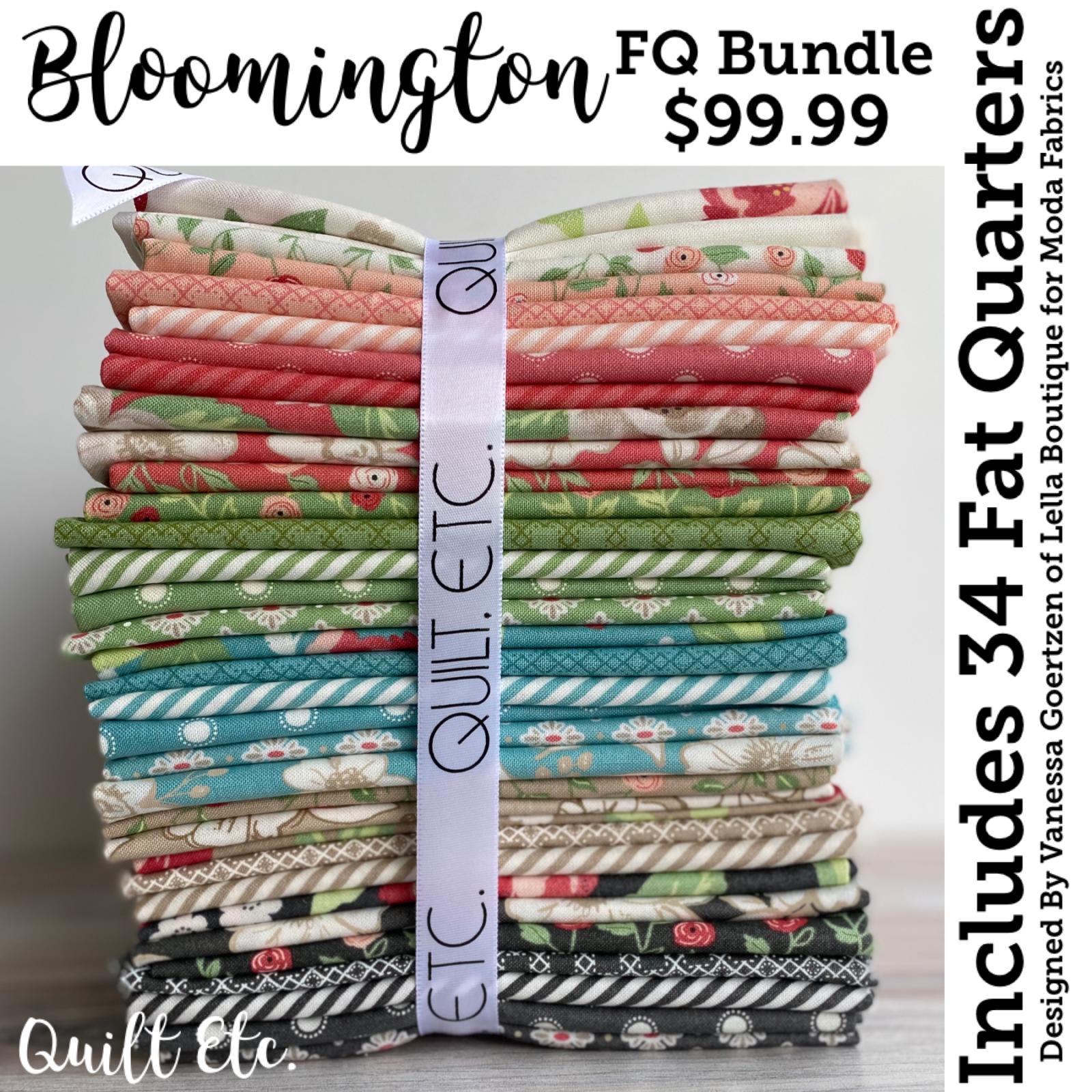 Bloomington Fat Quarter Bundle