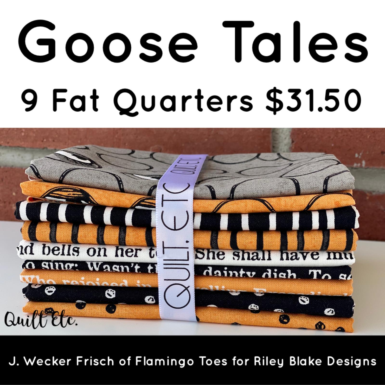 Goose Tales
