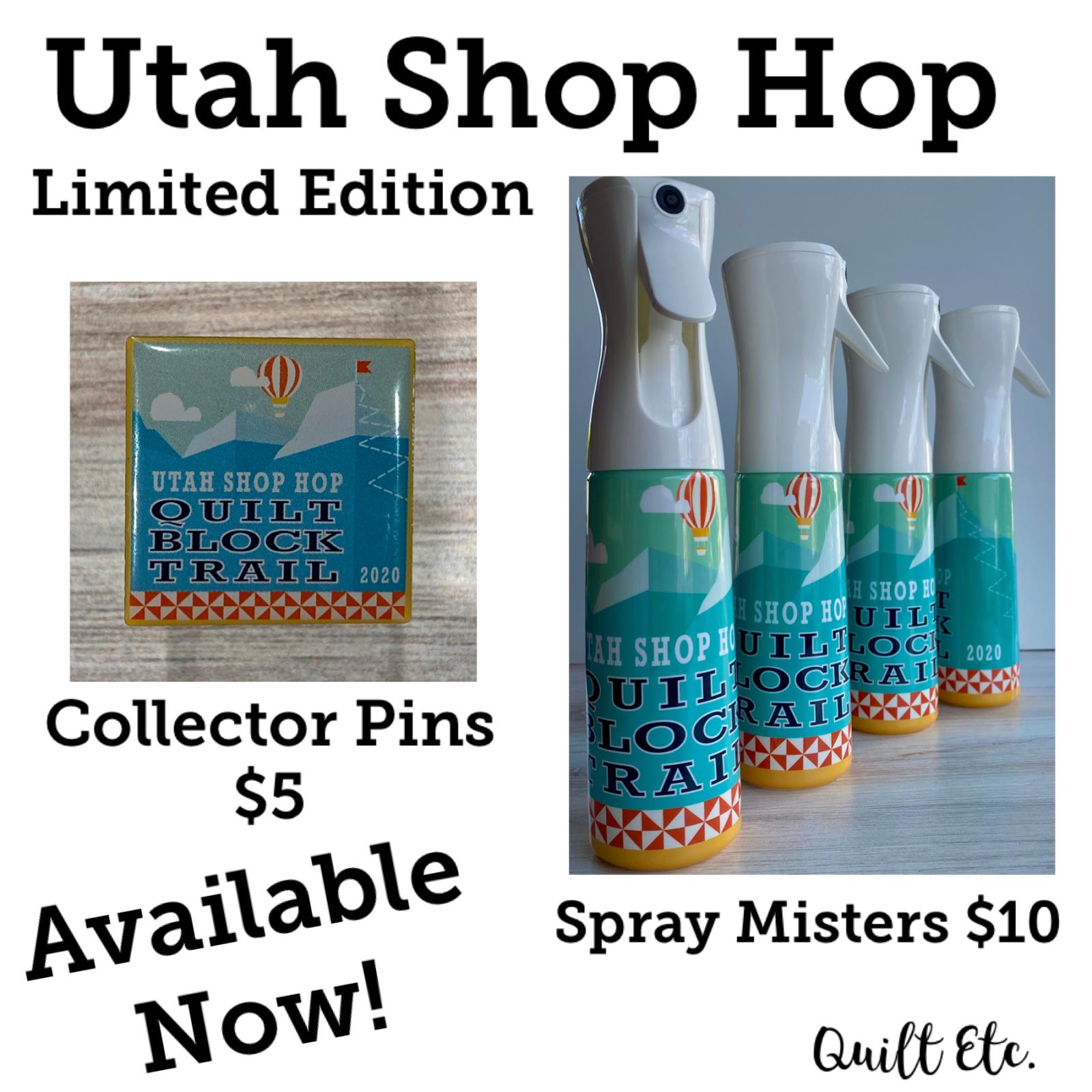 Utah Shop Hop Limited Edition