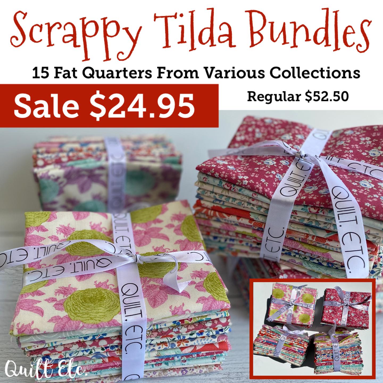 Scrappy Tilda Bundles