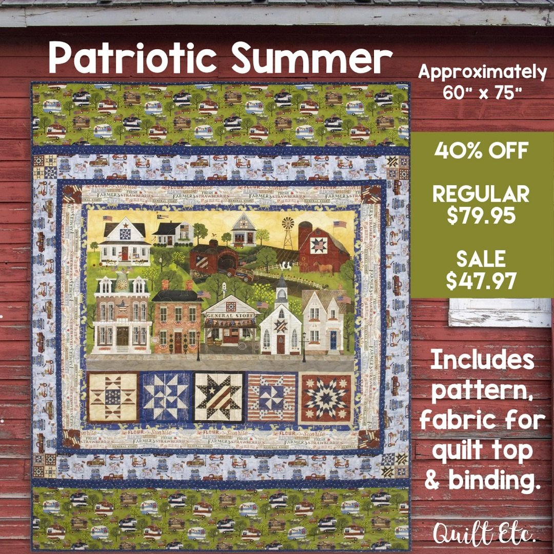 Patriotic Summer