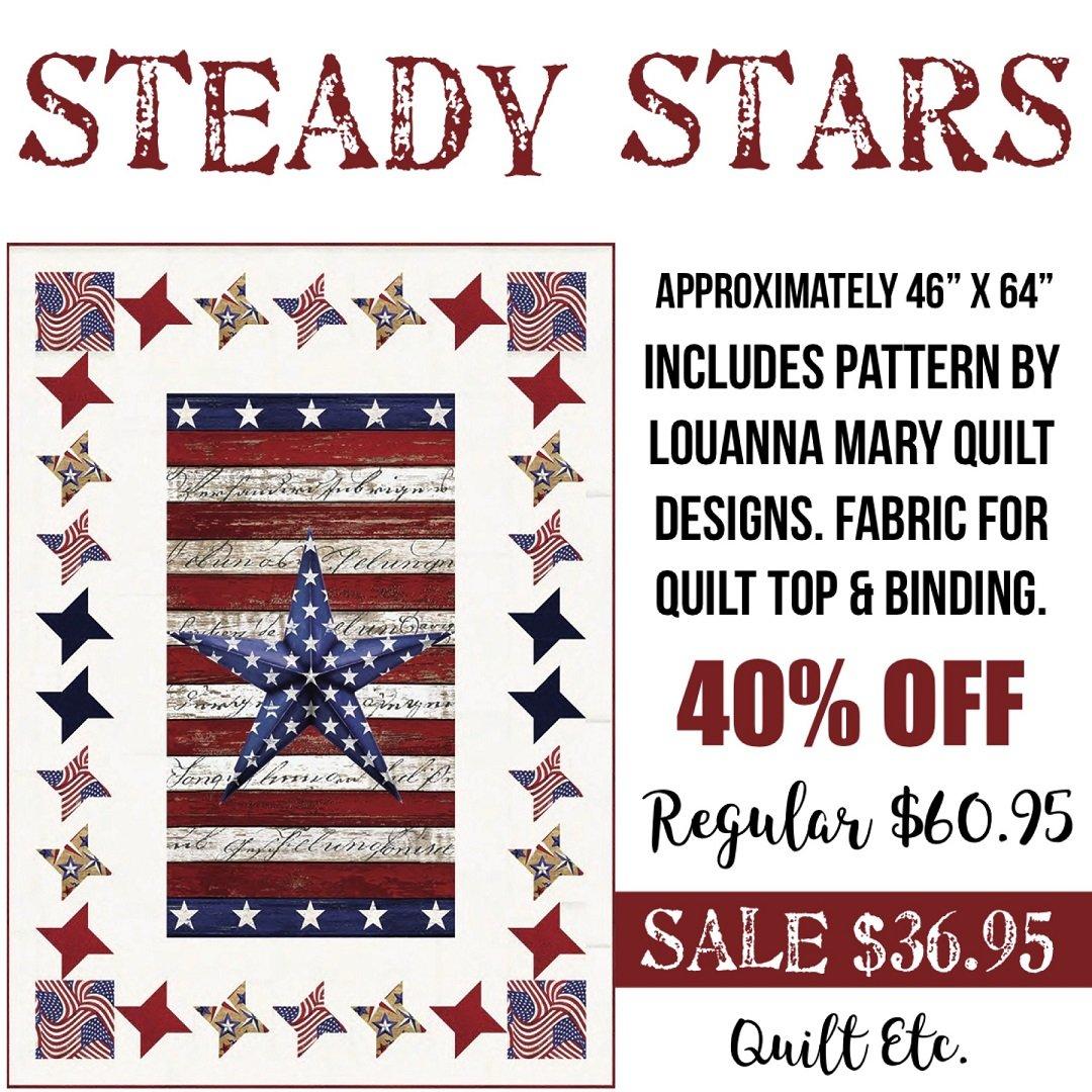 Steady Stars