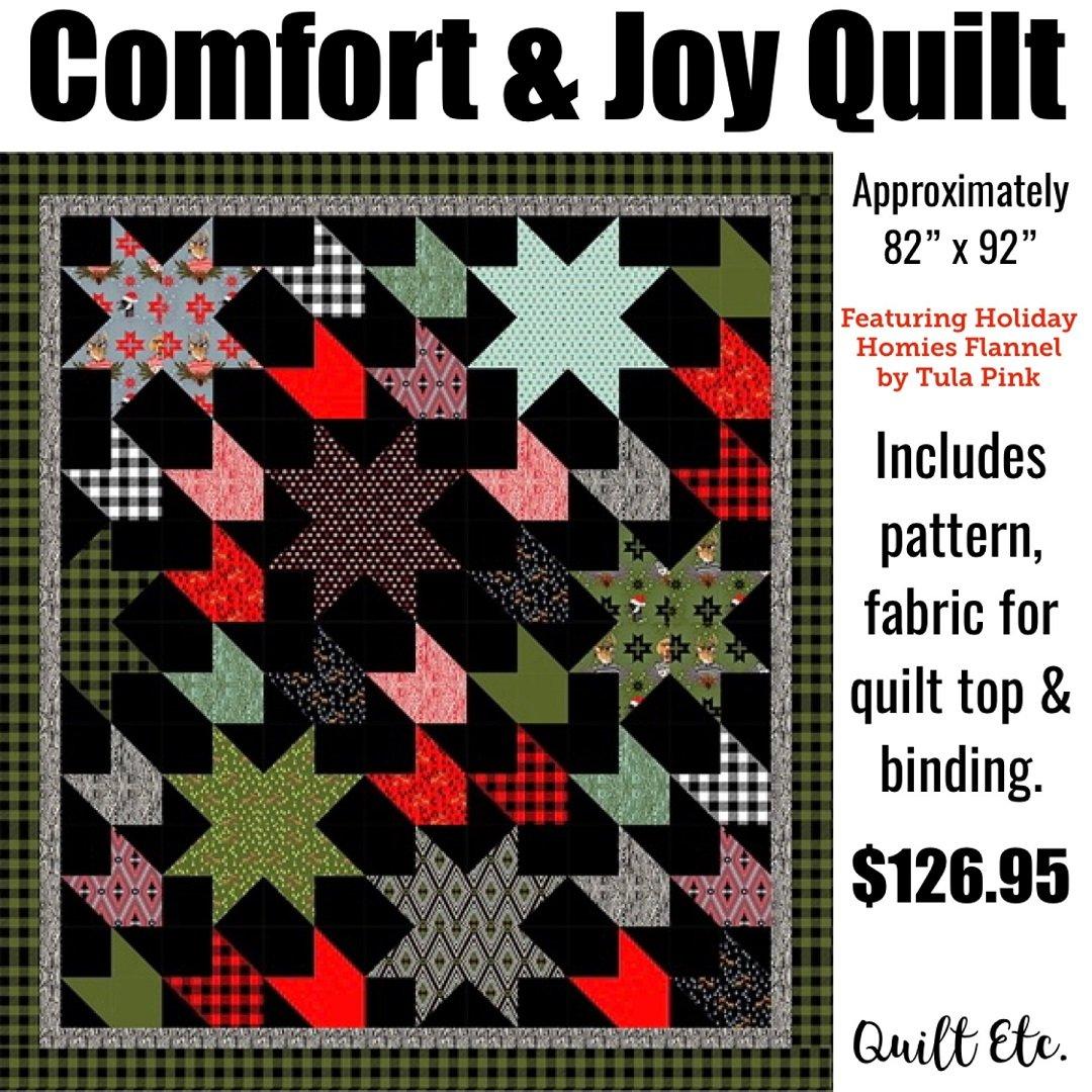 Comfort & Joy Quilt